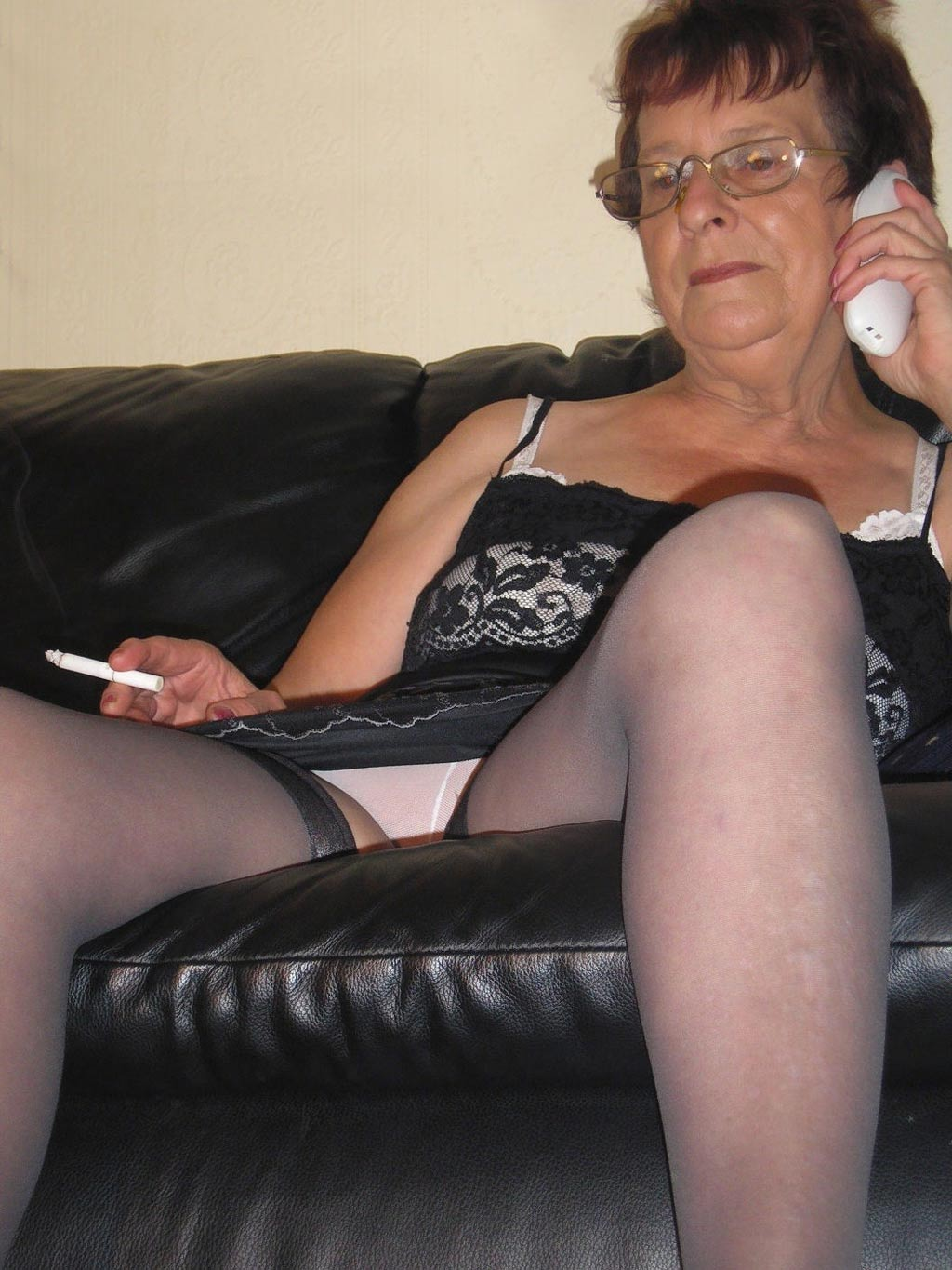 Video home sex granny pile